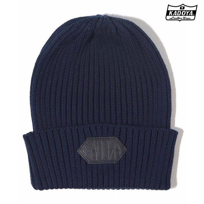 〔WEB価格〕★新作★ 8896 ST-COTTON KINT CAP ニット帽 ネイビー ◆全3色◆