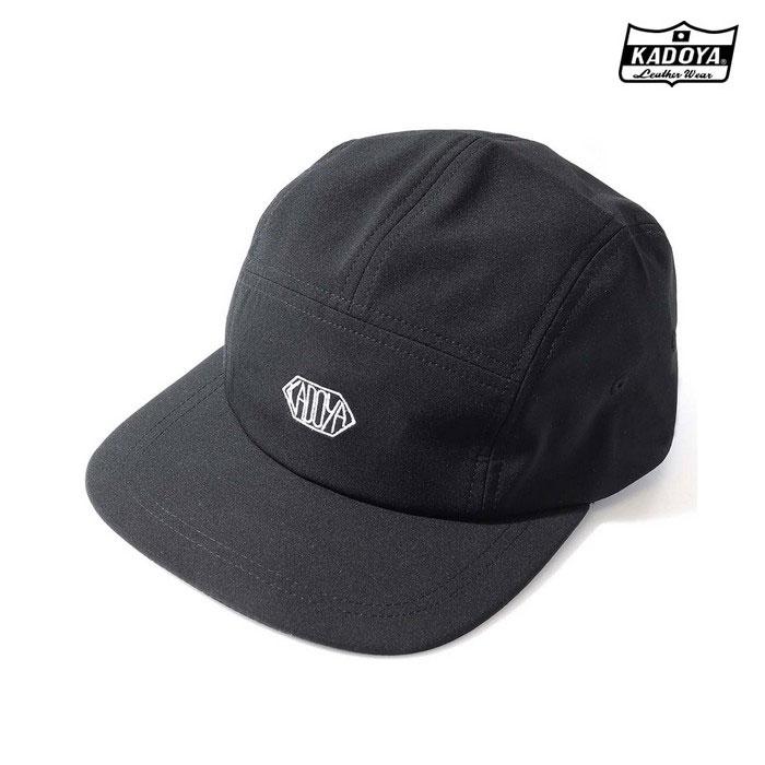 KADOYA 8897 ST-FLAT VISOR CAP キャップ