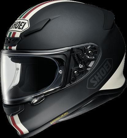 SHOEI ヘルメット 〔WEB価格〕 Z-7 EQUATE 【ゼット-セブン イクエート】 フルフェイスヘルメット TC-4 (GREEN/BLACK)
