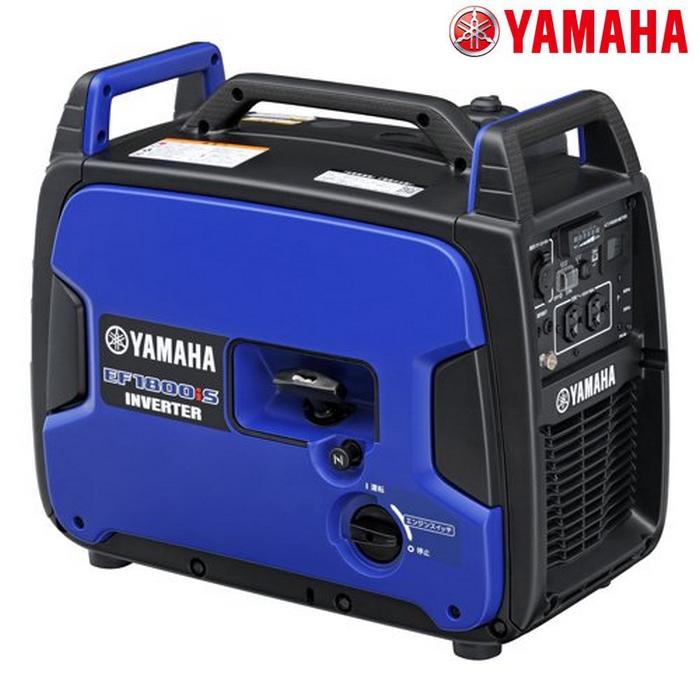 Y'S GEAR 〔WEB価格〕発電機 EF1800iS/Q8YYSKH00026