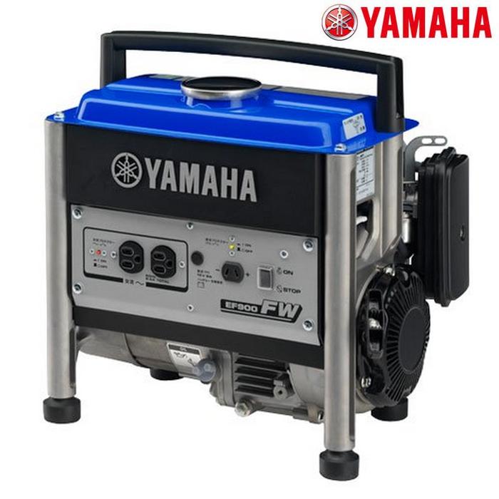 Y'S GEAR 〔WEB価格〕発電機 EF900FW(60Hz)/Q8YYSKH00020