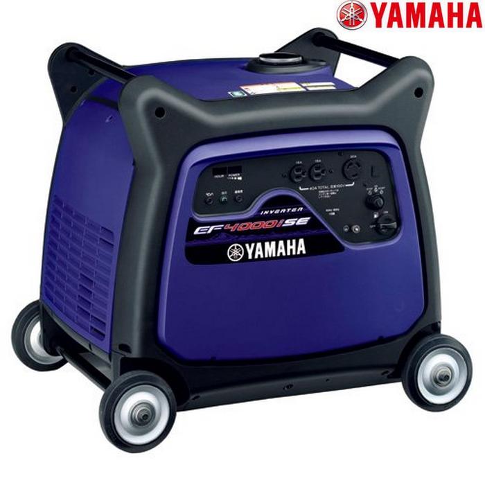 Y'S GEAR 〔WEB価格〕発電機 EF4000iSE INVERTER/Q8YYSKH00017