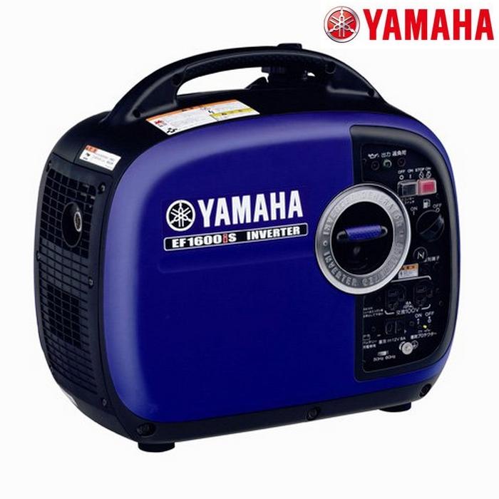 Y'S GEAR 〔WEB価格〕発電機 EF1600is /Q8YYSKH00016