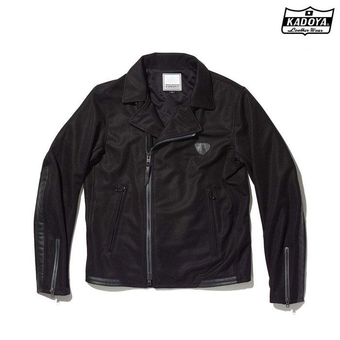 KADOYA 6254 MARKSMAN メッシュジャケット ブラック ◆全3色◆