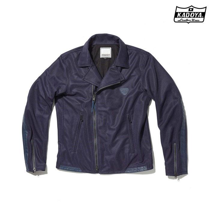 KADOYA 【WEB価格】★新作★ 6254 MARKSMAN メッシュジャケット ネイビー ◆全3色◆