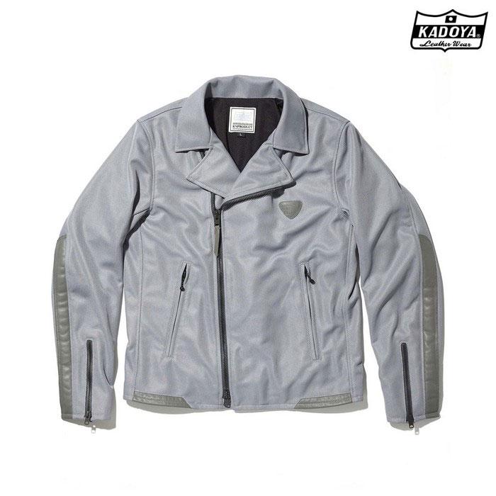 KADOYA 【WEB価格】★新作★ 6254 MARKSMAN メッシュジャケット グレイ ◆全3色◆