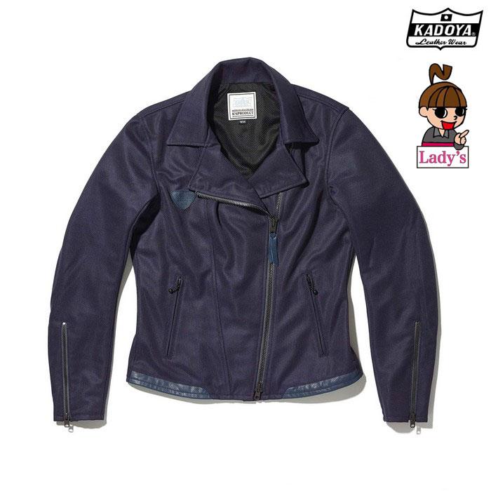 KADOYA (レディース) 6254 MARKSMAN メッシュジャケット ネイビー◆全3色◆