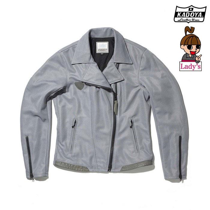 KADOYA (レディース) 6254 MARKSMAN メッシュジャケット グレイ◆全3色◆