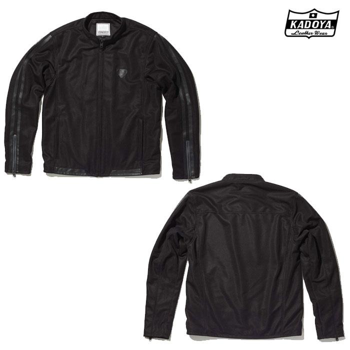 KADOYA 6255 THOMPSON メッシュジャケット ブラック ◆全3色◆