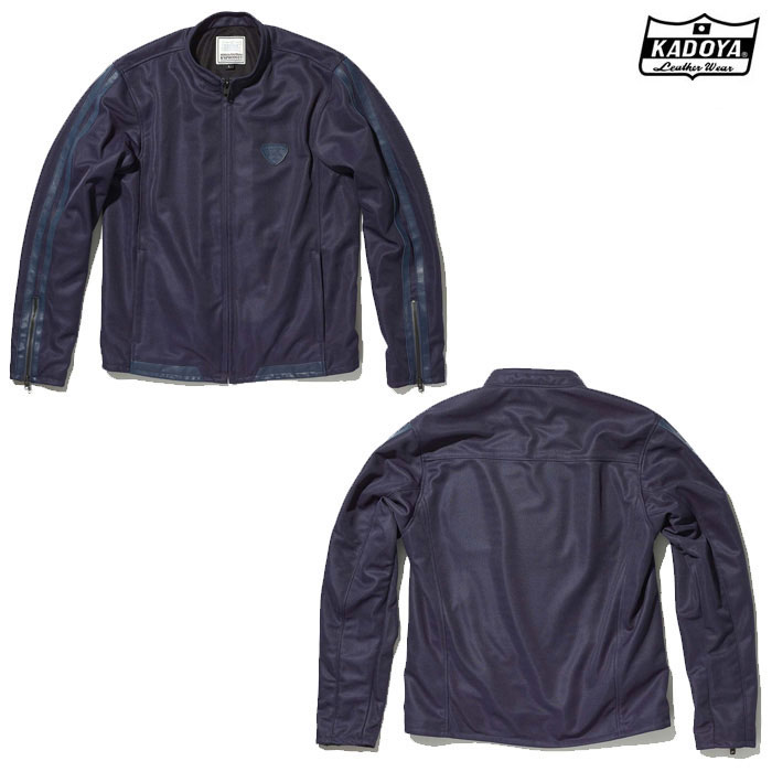 KADOYA 6255 THOMPSON メッシュジャケット ネイビー ◆全3色◆