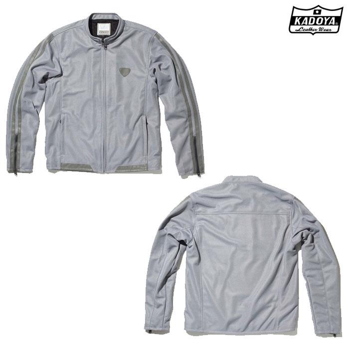 KADOYA 6255 THOMPSON メッシュジャケット グレイ ◆全3色◆