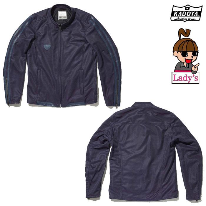 KADOYA (レディース) 6255 THOMPSON メッシュジャケット ネイビー ◆全3色◆