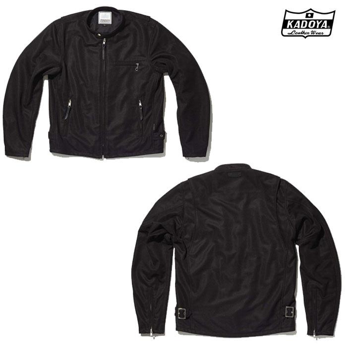 KADOYA 6256 MR-2 メッシュジャケット ブラック ◆全3色◆