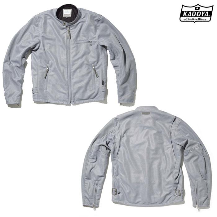 KADOYA 6256 MR-2 メッシュジャケット グレイ ◆全3色◆