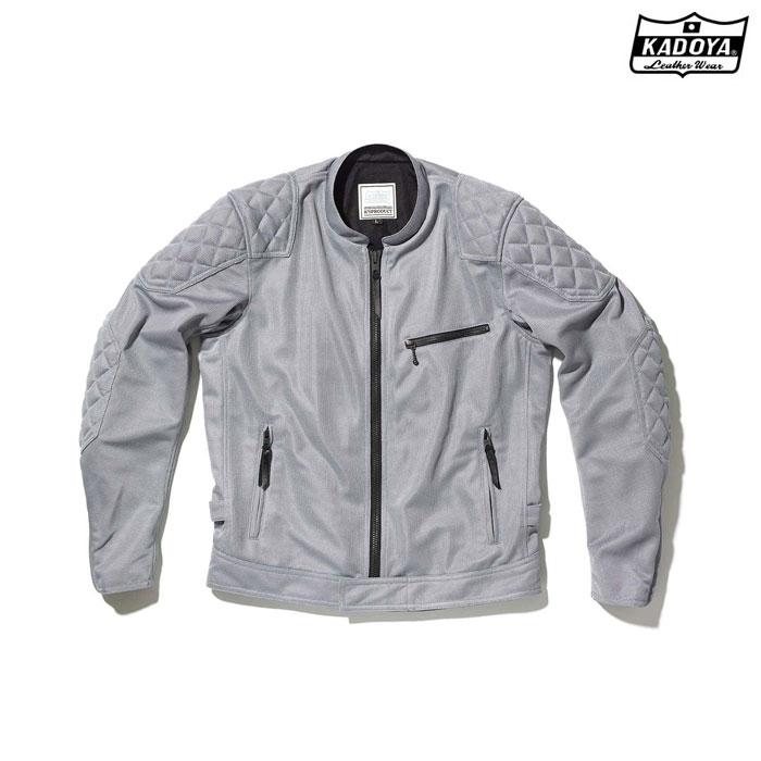 6257 VLM-4 メッシュジャケット グレイ ◆全3色◆
