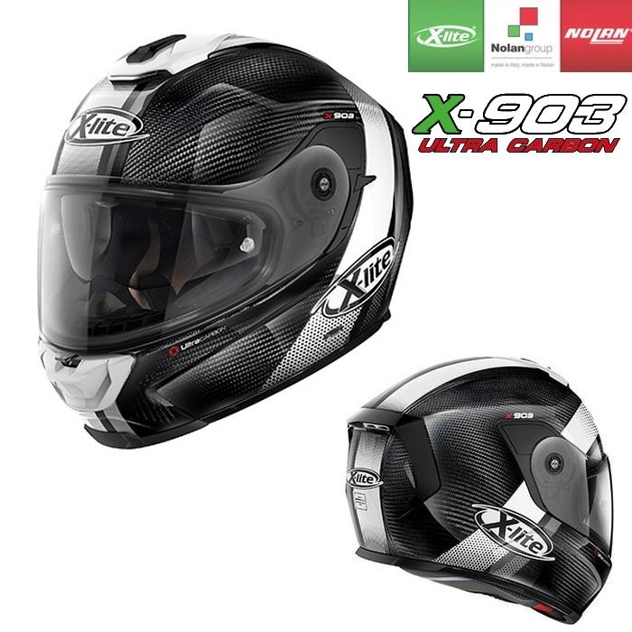 NOLAN NOLAN X-lite X-903 ULTRA CARBON セナター ホワイト/23 フルフェイスヘルメット