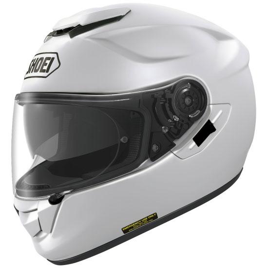 SHOEI ヘルメット 【ウルトラ大特価】〔アウトレット品 化粧箱無し〕GT-Air [ジーティーエアー] フルフェイス ヘルメット ルミナスホワイト