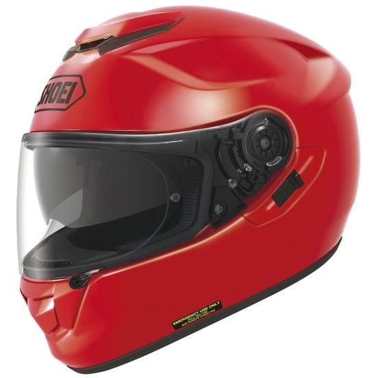 SHOEI ヘルメット 【ウルトラ大特価】〔アウトレット品 化粧箱無し〕GT-Air [ジーティーエアー] フルフェイス ヘルメット シャインレッド