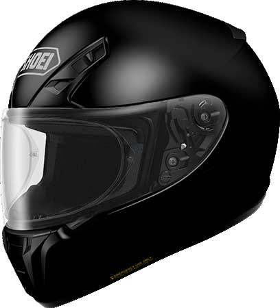 SHOEI ヘルメット 〔アウトレット品 化粧箱無し〕RYD 【アールワイディー】 フルフェイス ヘルメット ブラック