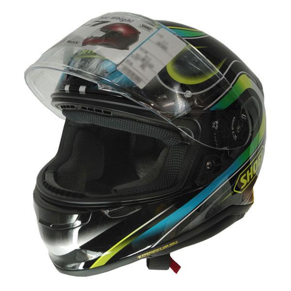 SHOEI ヘルメット 〔アウトレット品 化粧箱無し〕Z-7 INTENSE【インテンス】 フルフェイス ヘルメット