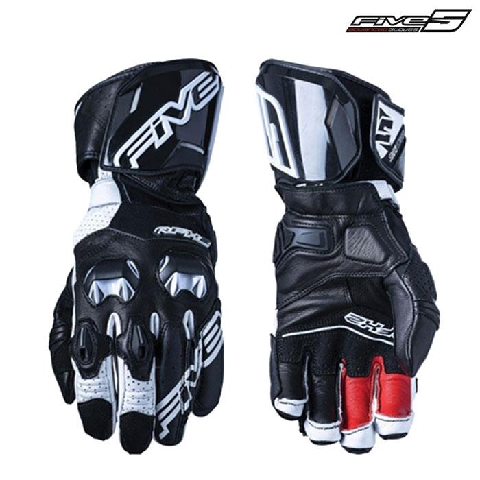 FIVE RFX2 レーシンググローブ ブラック/ホワイト◆全4色◆