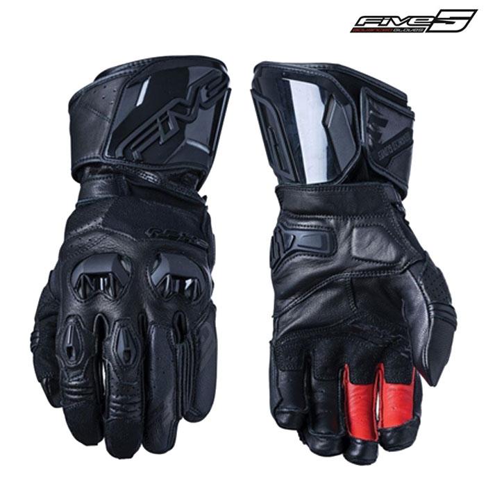 FIVE 〔WEB価格〕RFX2 レーシンググローブ ブラック◆全4色◆