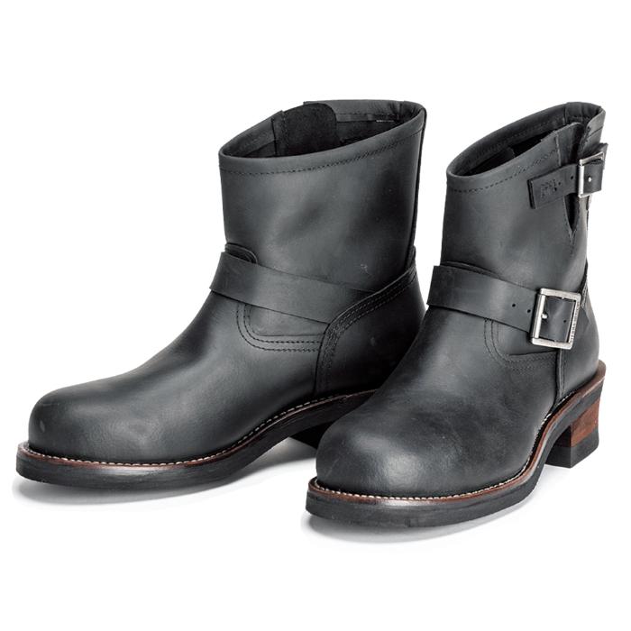 SIERRA DESIGNS SD5001 4インチエンジニアブーツ ブラック◆全2色◆