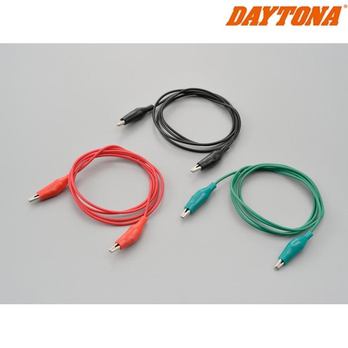 DAYTONA DAYTONA 簡易通電確認ハーネスセット 1000mm 16924