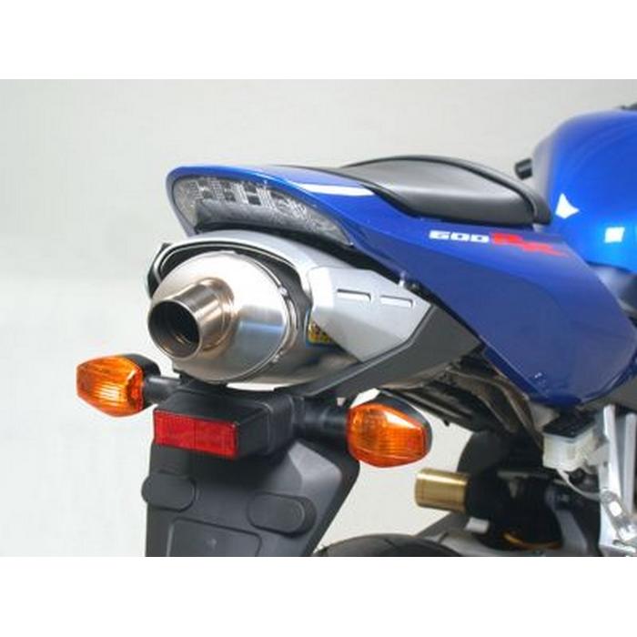 ARROW 【メーカー在庫限りの大特価!】ARROW CBR600RR '05-06 Ti.a S/O