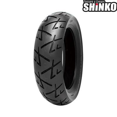SHINKOタイヤ SR009-110/70-12 フロント/リア