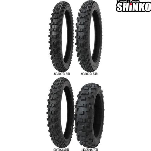 SHINKOタイヤ 〔WEB価格〕 216SX 140/80-18 リア