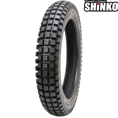 SHINKOタイヤ 〔WEB価格〕 255-110/90R18 リア