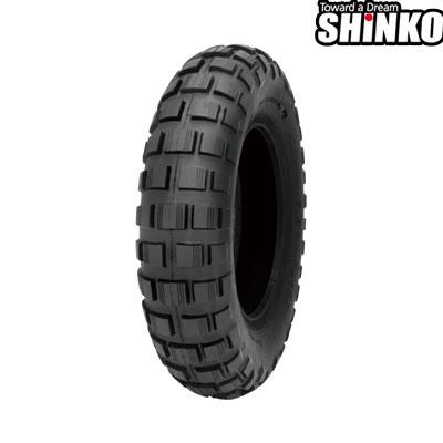 SHINKOタイヤ 〔WEB価格〕 SR421-3.5-8 46J フロント/リア