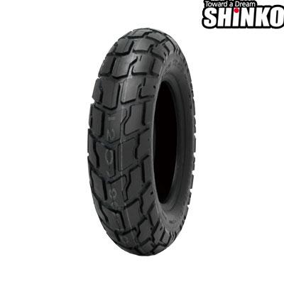 SHINKOタイヤ 〔WEB価格〕 SR426-130/90-10 フロント/リア