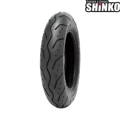 SHINKOタイヤ SR560-80/90-10 フロント/リア