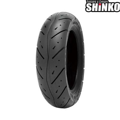SHINKOタイヤ SR561-100/90-10 フロント/リア