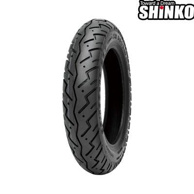 SHINKOタイヤ SR561-80/100-10 フロント/リア