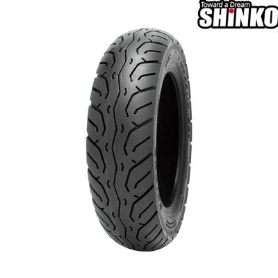 SHINKOタイヤ 〔WEB価格〕 SR562-100/90-10 フロント/リア