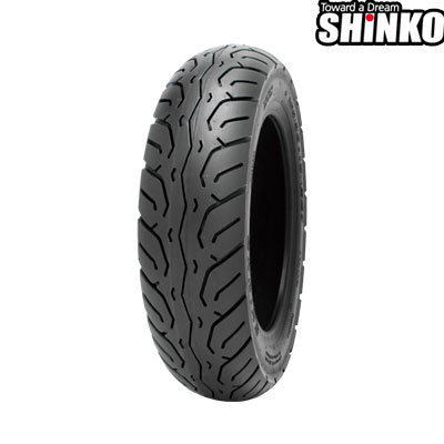 SHINKOタイヤ 〔WEB価格〕 SR562-110/90-10 フロント/リア