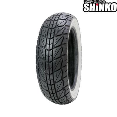 SHINKOタイヤ 〔WEB価格〕 SR723WW/120/70-12 フロント