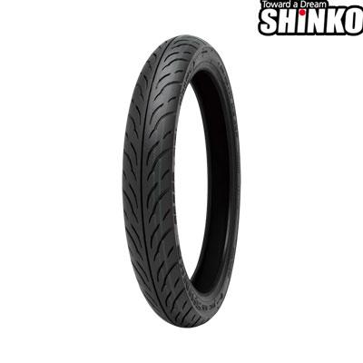 SHINKOタイヤ SR898-90/80-17 フロント/リア