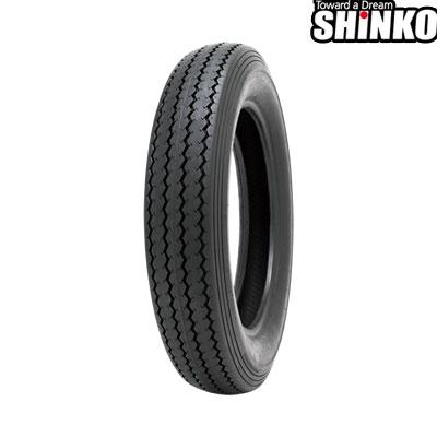 SHINKOタイヤ E240-MT90-16 フロント/リア