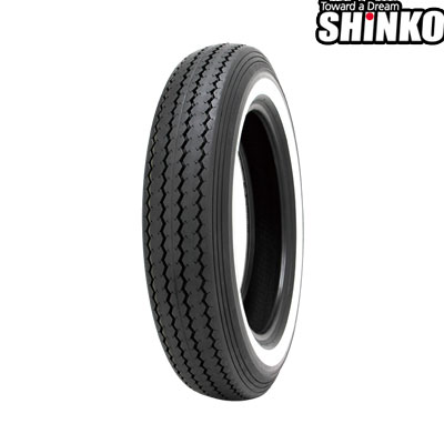 SHINKOタイヤ 〔WEB価格〕 E240-MT90-16 W1 フロント/リア