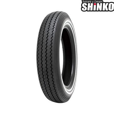 SHINKOタイヤ E240-MT90-16 W2 フロント/リア