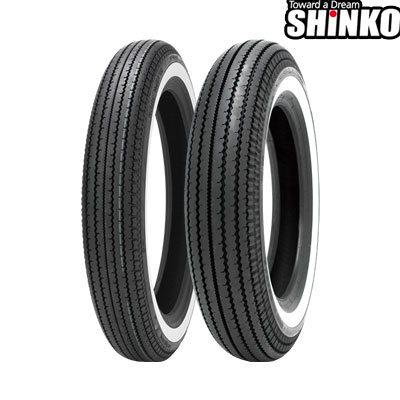 SHINKOタイヤ 〔WEB価格〕 E270-5.00-16 W1 フロント/リア