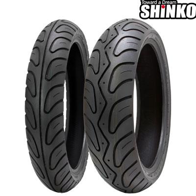 SHINKOタイヤ 〔WEB価格〕 006 PODIUM-150/60R18 リア