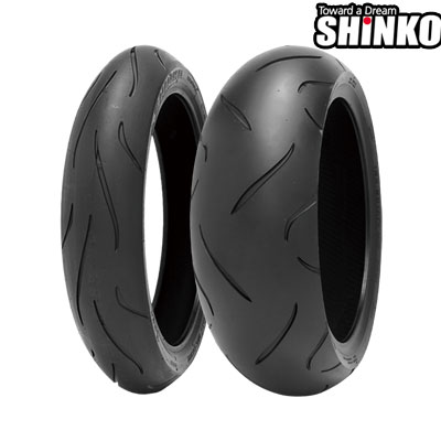 SHINKOタイヤ 〔WEB価格〕 010 APEX-150/60ZR17 リア