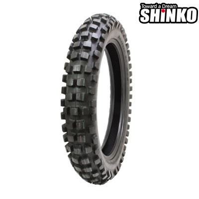SHINKOタイヤ 〔WEB価格〕 R505 CHEATER 110/100-18 リア