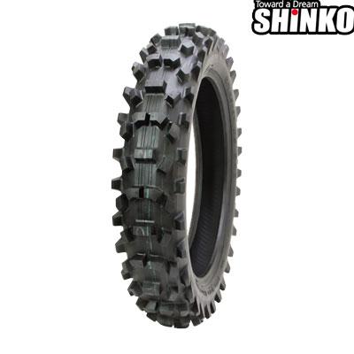 SHINKOタイヤ R540DC 120/100-18 リア