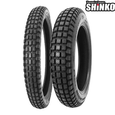 SHINKOタイヤ 〔WEB価格〕 R545 4.00R18 リア